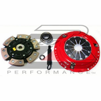 Ralco RZ Stage 4 Ceramic Solid Clutch Kit 90-91 ACURA Integra