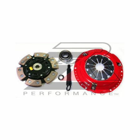 Ralco RZ Stage 4 Ceramic Solid Clutch Kit 90-95 MAZDA PROTEGE 1.8L