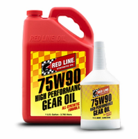 Red Line 75W90 GL-5 Gear Oil - 16 Gallon