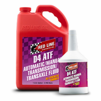 Red Line D4 ATF - 5 Gallon