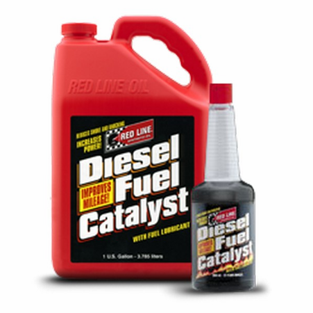 Red Line Diesel Fuel Catalyst - 12 Ounce