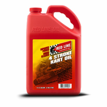 Red Line Four-Cycle Kart Oil - 5 Gallon
