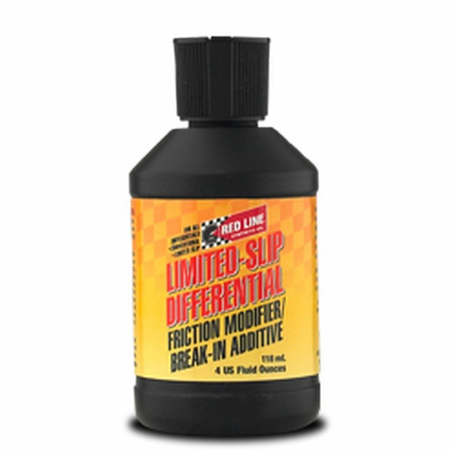 Red Line Friction Modifier & Break-In Additive - 4 Ounce