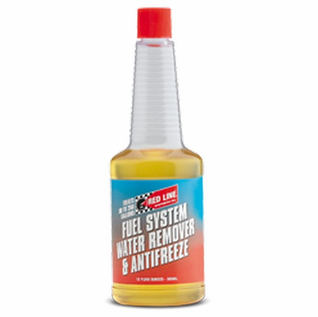 Red Line FuelSys.WaterRemover&Antifreeze - 12 Ounce