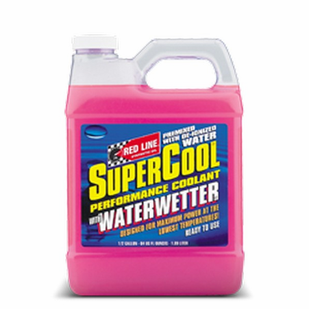Red Line SuperCool with WaterWetter - 1/2 Gallon