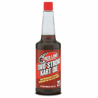 Red Line Two-Stroke Kart Oil - 16 Ounce