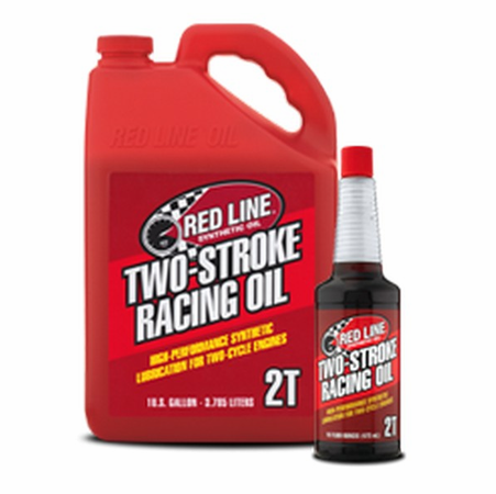 Red Line Two-Stroke Racing Oil - 55 Gallon