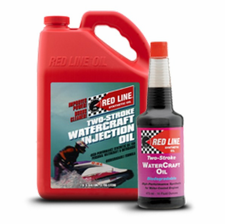 Red Line Two-Stroke Watercraft Injection Oil - 1 Gallon