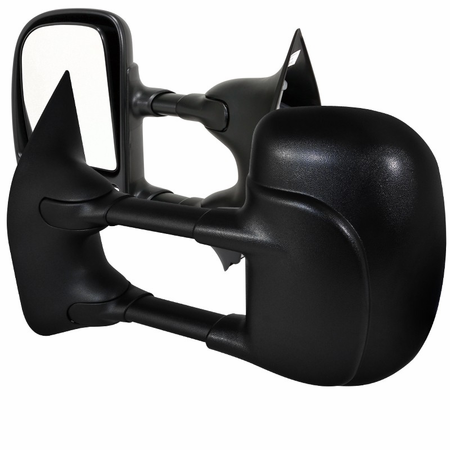 Spec-D 2002-2008 Ford Econoline Towing Mirrors - Power