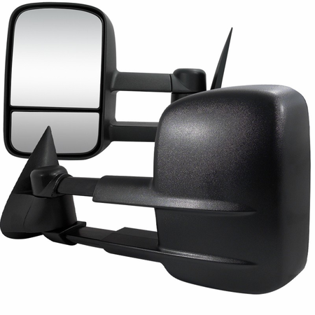 Spec-D 2007-2013 Chevy Silverado / GMC Sierra Heated Power Towing Extend Mirrors