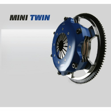 SPEC X Trim Mini Twin Multi-Disc Clutch Kit 1989-1990 BMW 320 4 cyl 320is fr 9/89