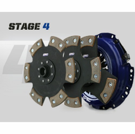 SPEC Stage 4 Performance Clutch Kit 1992-1994 Audi S6 2.2L 20V Turbo