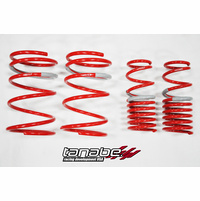 Tanabe DF210 Lowering Springs 02-04 Acura RSX Type S (DC5)