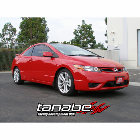Tanabe DF210 Lowering Springs 06-11 Honda Civic SI Coupe