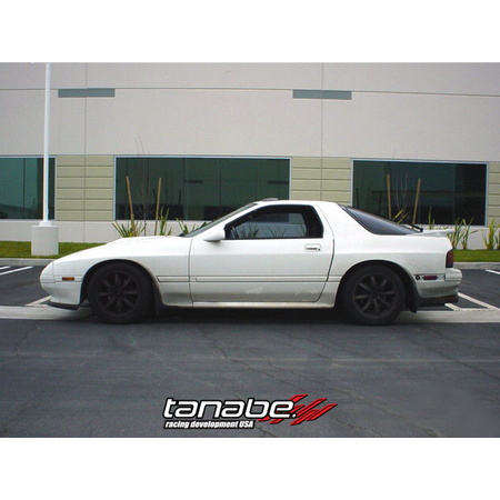 Tanabe GF210 Lowering Springs 86-92 Mazda RX-7 (FC3S)