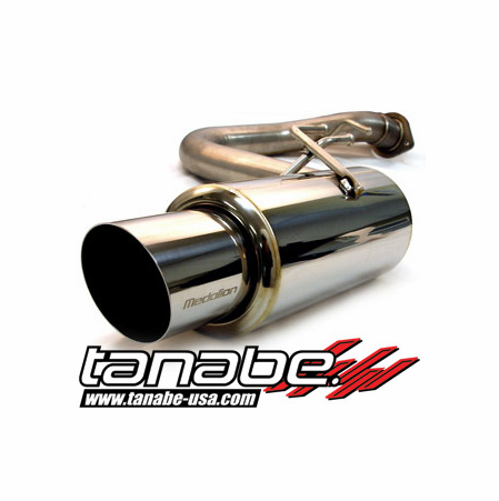 Tanabe Medalion Concept G Exhaust System 05-10 Scion tC