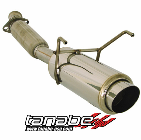 Tanabe Medalion Concept G Exhaust System 07-08 Honda Fit