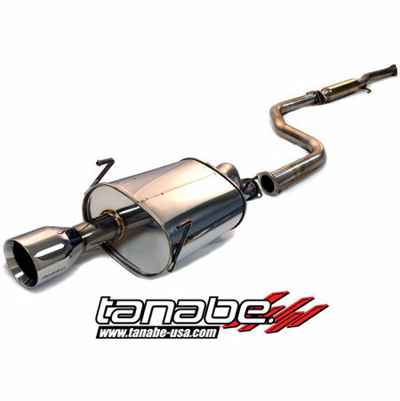 Tanabe Medalion Touring Exhaust System 00-01 Acura Integra GSR