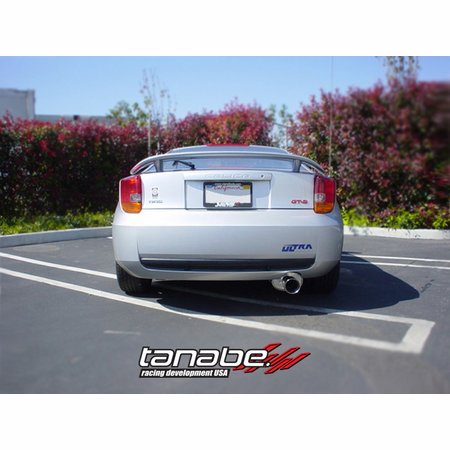 Tanabe Medalion Touring Exhaust System 00-05 Toyota Celica GT/GTS