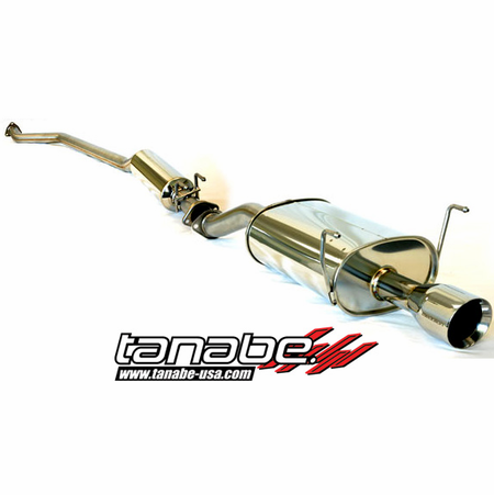 Tanabe Medalion Touring Exhaust System 02-05 Acura RSX Non Type S