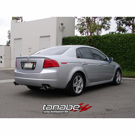 Tanabe Medalion Touring Exhaust System 04-08 Acura TL 3.2L