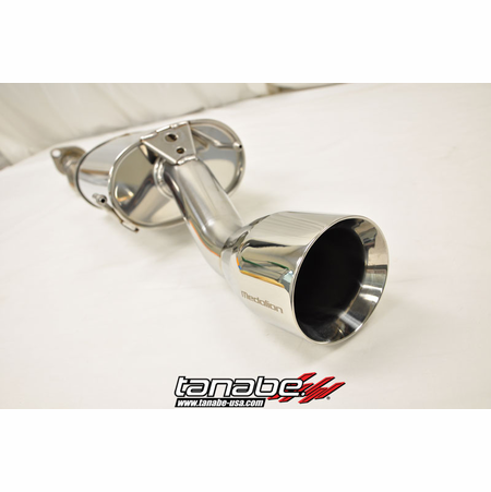 Tanabe Medalion Touring Exhaust System 10-13 Honda Insight
