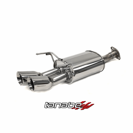 Tanabe Medalion Touring Exhaust System 11-12 Honda CR-Z