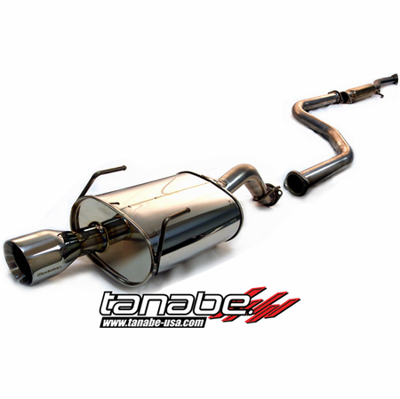 Tanabe Medalion Touring Exhaust System 92-95 Honda Civic Coupe/Sedan
