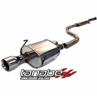 Tanabe Medalion Touring Exhaust System 94-01 Acura Integra RS/LS/GS