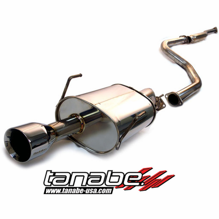 Tanabe Medalion Touring Exhaust System 96-00 Honda Civic Coupe Si