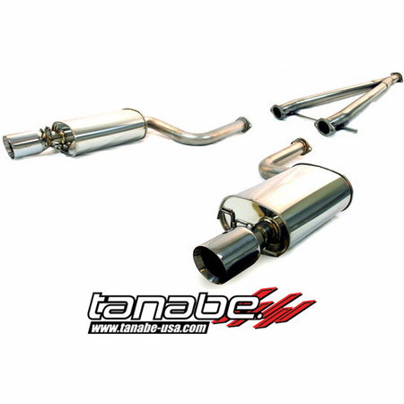 Tanabe Medalion Touring Exhaust System 98-05 Lexus GS400/430