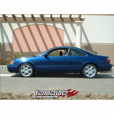 Tanabe NF210 Lowering Springs 01-03 Acura CL Type-S