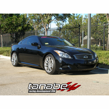 Tanabe NF210 Lowering Springs 08-13 Infiniti G37 Coupe