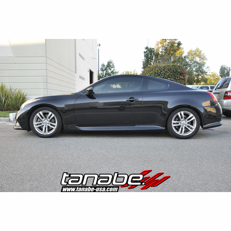 Tanabe NF210 Lowering Springs 08-13 Infiniti G37x Coupe