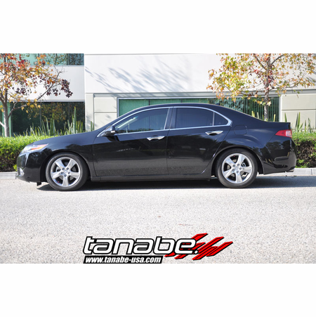 Tanabe NF210 Lowering Springs 09-12 Acura TSX 2.4L