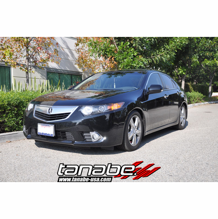 Tanabe NF Lowering Springs Acura TSX L Part Number - Acura tsx lowering springs