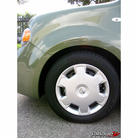 Tanabe NF210 Lowering Springs 10-13 Nissan Cube