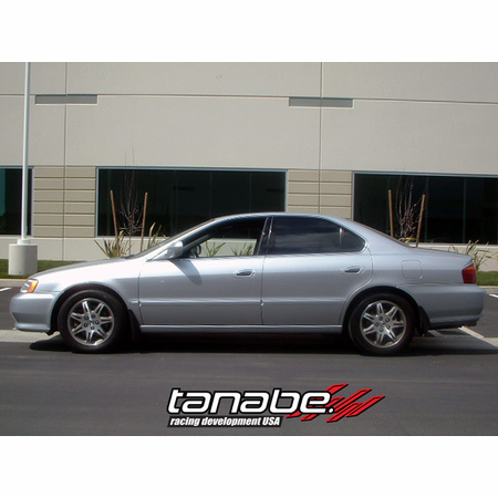 Tanabe NF210 Lowering Springs 99-01 Acura TL