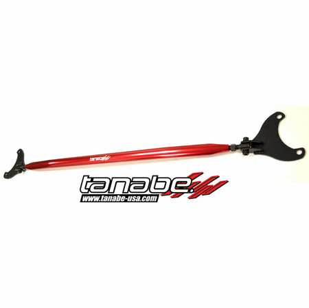 Tanabe Sustec Strut Tower Bar Front 01-05 Toyota Vitz RS
