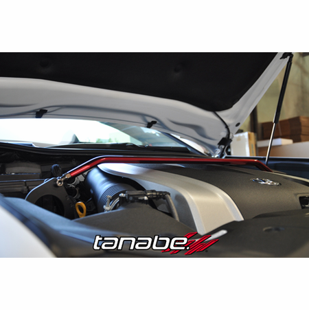 Tanabe Sustec Strut Tower Bar Front 13-13 Lexus GS350 RWD