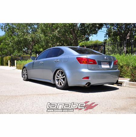Tanabe Sustec Z40 Coilovers 06-13 Lexus IS250 2WD