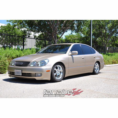 Tanabe Sustec Z40 Coilovers 98-05 Lexus GS300 2WD