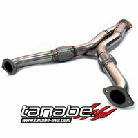 Tanabe Turbine Tube Downpipe 11-13 Infiniti G25 Sedan