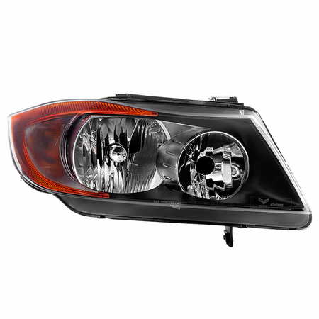 Xtune BMW E90 06-08 Sedan Halogen Model only ( Don't Fit Coupe and HID Model ) Passenger Side Headlight -OEM Right