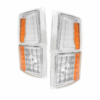 Xtune Chevy C/K Pickup 94-98 4PCS Amber Corner Lights - Euro