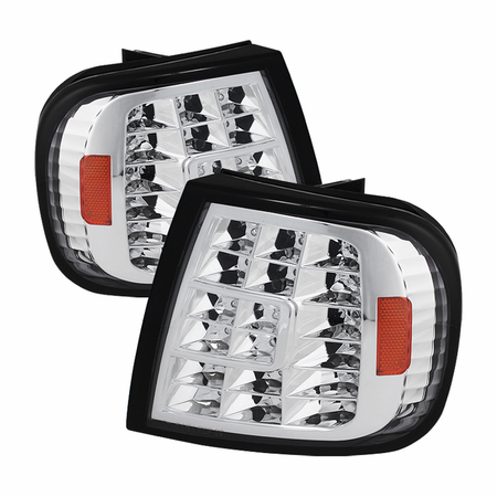 Xtune Ford F150 97-03 LED Corner Lights - Euro