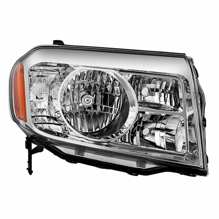 Xtune Honda Pilot 2009-2011 Passenger Side Headlight -OEM Right