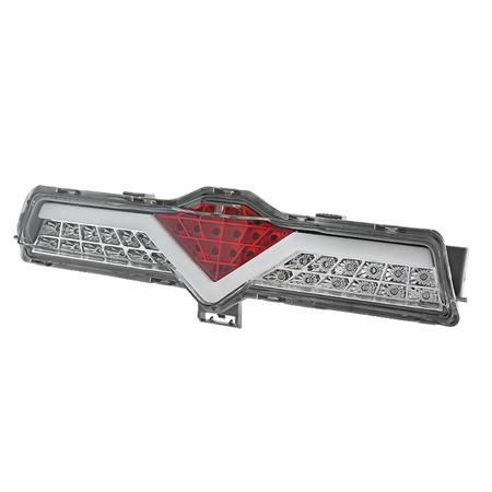 Xtune Scion FRS 12-16 / Subaru BRZ 12-16 LED Brake Lights - Red/Clear