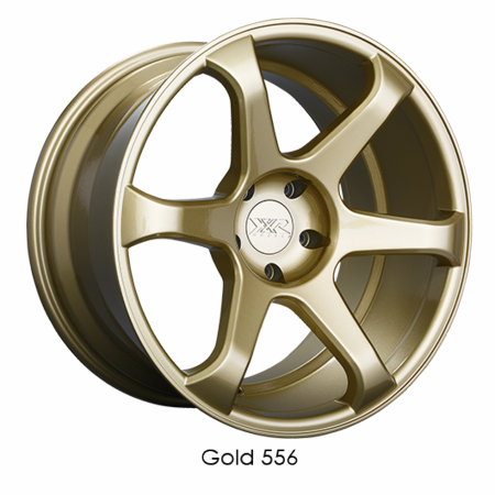 XXR Wheel Rim 556 18x9.75 5x114.3 ET36 73.1CB Gold