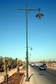 Extended Arm Decorative Municipal Quality Street Light Package
